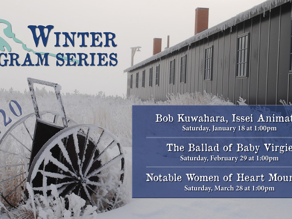 Winter Program Series to Highlight Camp's History