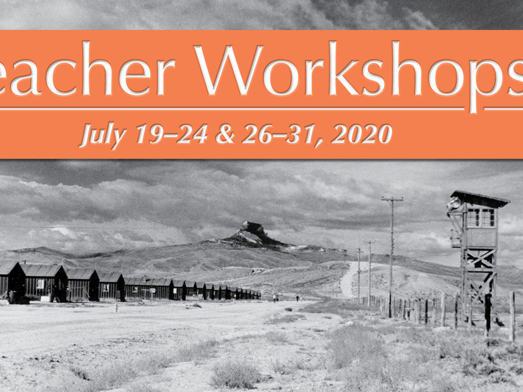 Applications for Educator Workshops Open