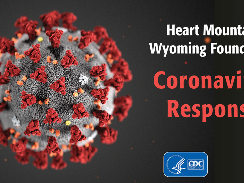Heart Mountain Wyoming Foundation Coronavirus Response